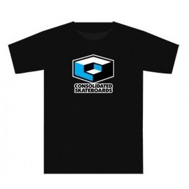 Camiseta CONSOLIDATED Cube azul