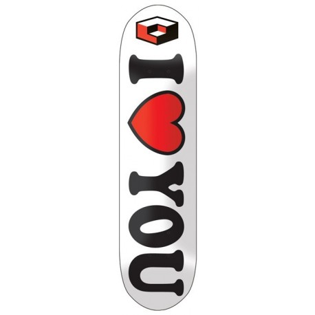 "Tabla CONSOLIDATED 'I Love you' 8.1"""