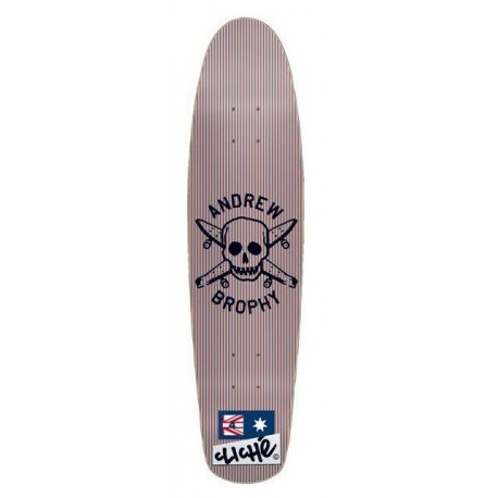Tabla CLICHÉ Andrew Brophy '4Star' COLLAB cruiser 7.75""