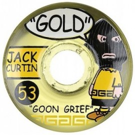 Ruedas GOLD 'Curtin' 53mm Chuck