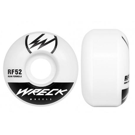Ruedas WRECK 'Original' 52mm 83B (103A) white