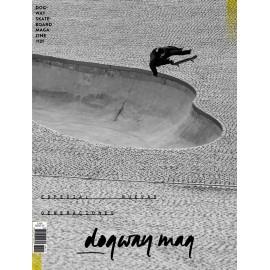 Revista DOGWAY SKATEBOARD MAGAZINE Nº 121