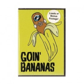 Dvd CONSOLIDATED 'Goin' Bananas'
