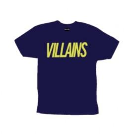 Camiseta VILLAINS Origin navy