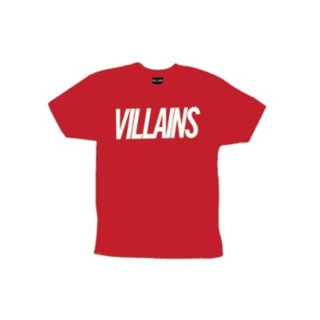 Camiseta VILLAINS Origin red