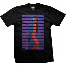 Camiseta DGK StayMotivated black