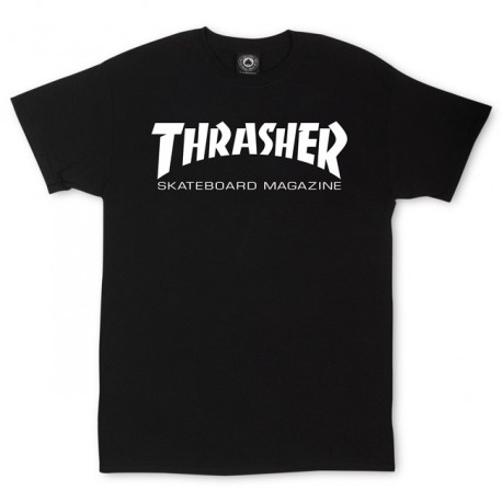 Camiseta THRASHER 'Mag' black