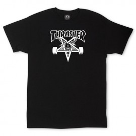Camiseta THRASHER 'Goat' black