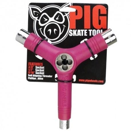 Herramienta PIG pink