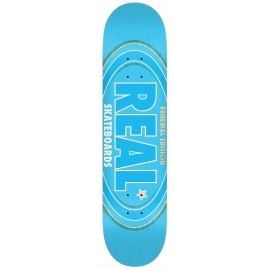 "Tabla REAL 'Oval Remix' 8.06"" blue"