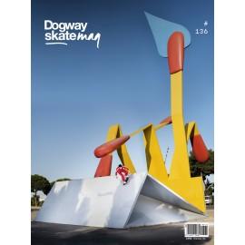 Revista DOGWAY SKATEBOARD MAGAZINE Nº 136