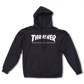 Sudadera THRASHER 'Mag' black