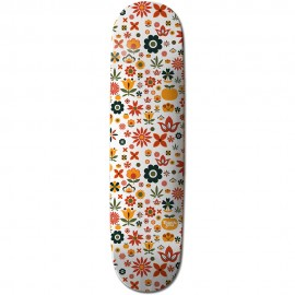 "Tabla ThankYou Torey Pudwill 8.25"" Flower Power"