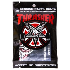 """Tornillos INDEPENDENT x THRASHER Phillips 7/8"""""""